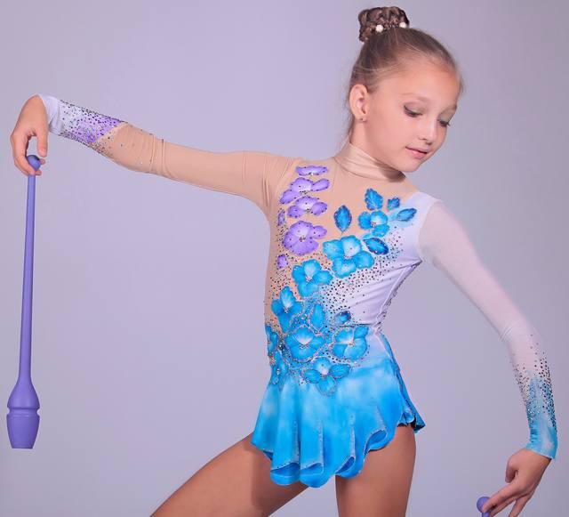 Купальник Для Художественной Гимнастики Детский Купить